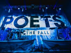 For Marko with Love: Poets of the Fall отыграли на Урале