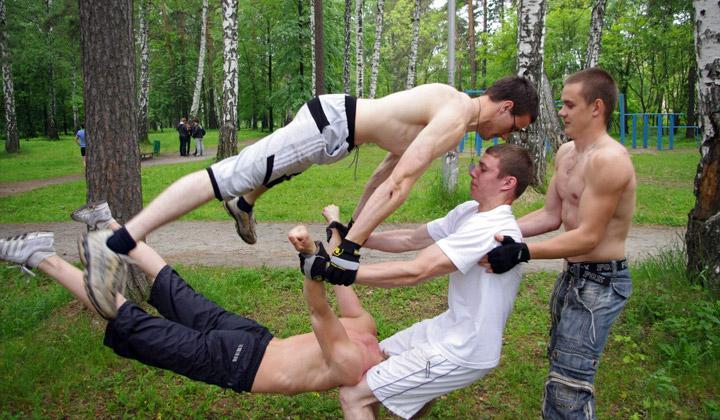 Своими силами workout